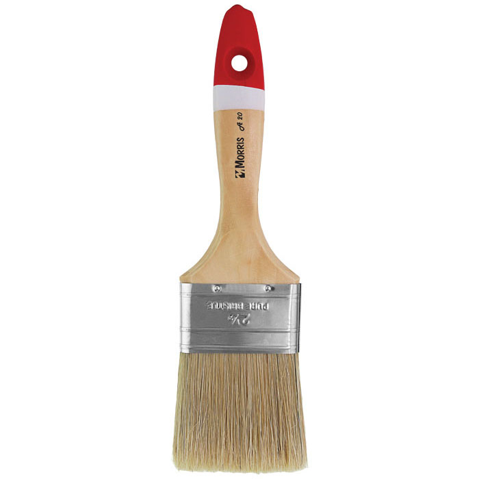 Item-0020-AMERICANA FLAT PAINT BRUSH A20