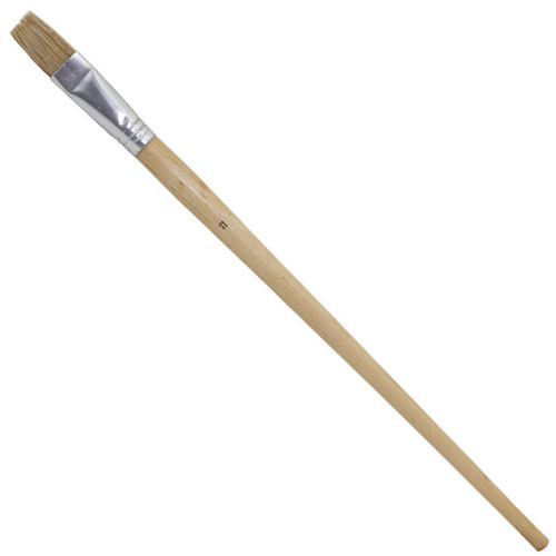 Item-0028-PAINT BRUSH PRECISION FLAT