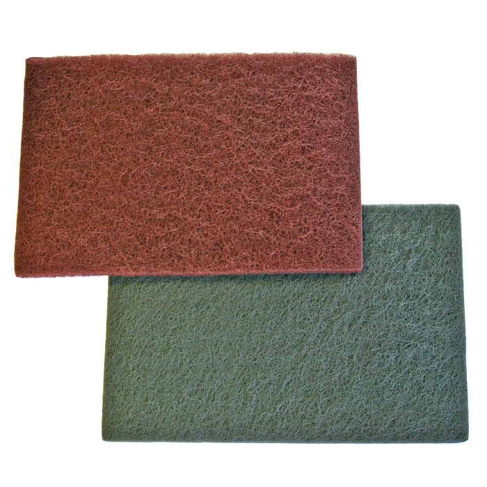 "Item-0142-NON WOVEN HAND PADS ""SCOTCH-BRITE"" TYPE"