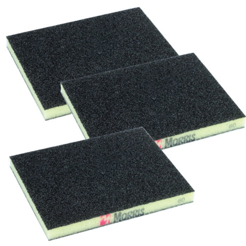 Item-0145-2 SIDED SANDING PAD-SPONGE