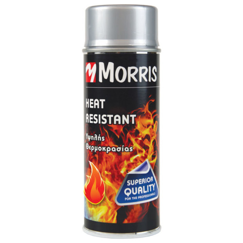 Item-2531-HEAT RESISTANT  LACQUER 800ºC 400ml