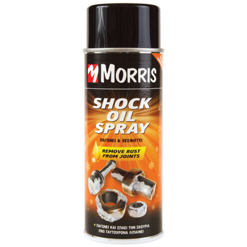 Item-2674-SHOCK  OIL SPRAY  400ml