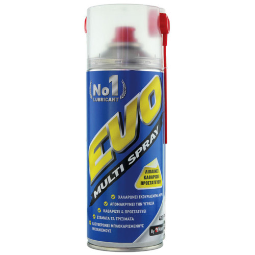 Item-2686-MULTI PURPOSE  LUBRICANT EVO
