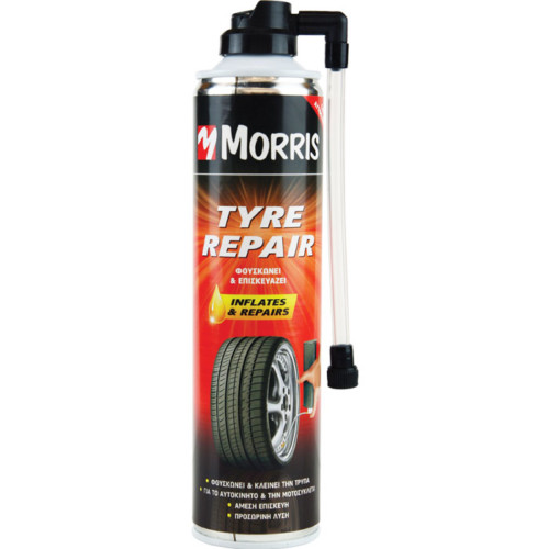 Item-2838-TYRE REPAIR  400ml