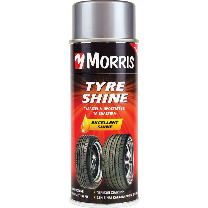 Item-2839-TYRE SHINE  400ml