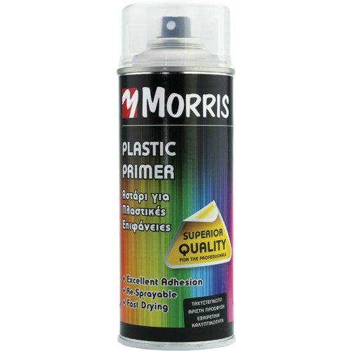 Item-2855-SPRAY   PLASTIC PRIMER  400ml