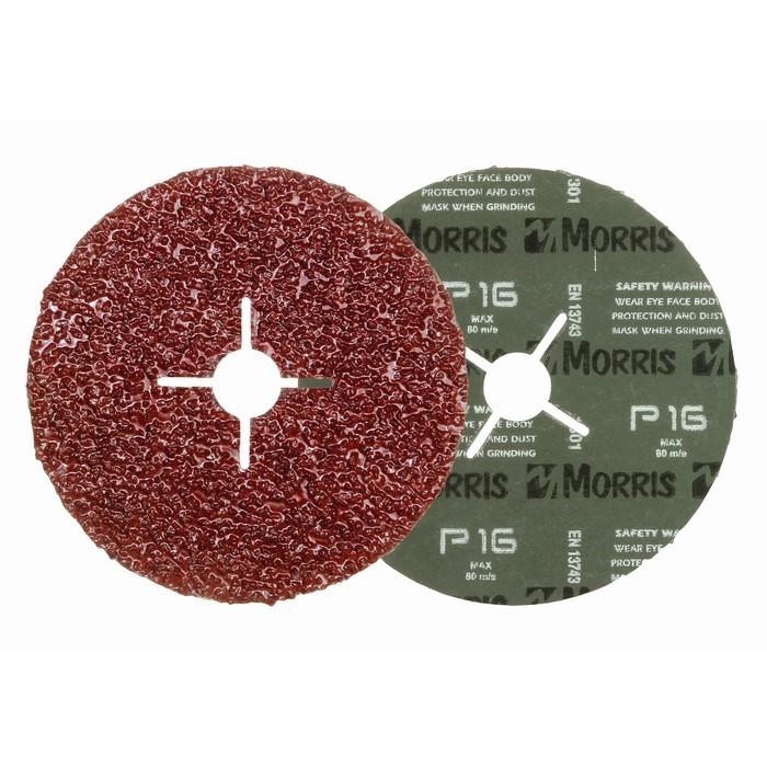 Item-3095-FIBER DISC RED  150mm