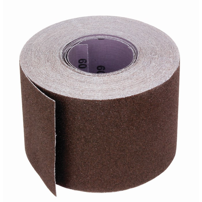 Item-3108-ABRASIVE CLOTH  ROLL PROMO120x25m
