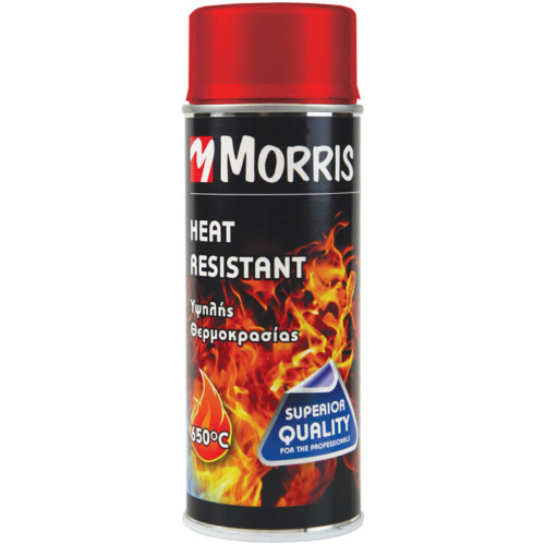 Item-3637-HEAT RESISTANT  LACQUER SPRAY 300⁰C 400ml