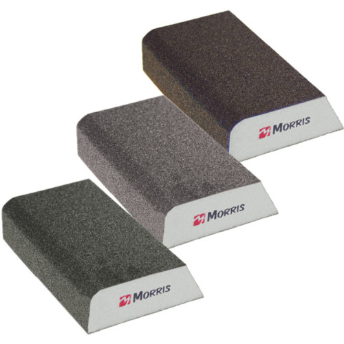 Item-3649-CURVED 4-SIDES   SANDING BLOCK ΜORRIS