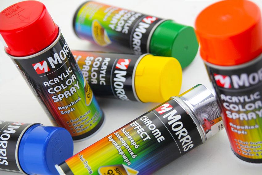 MORRIS Painting Sprays