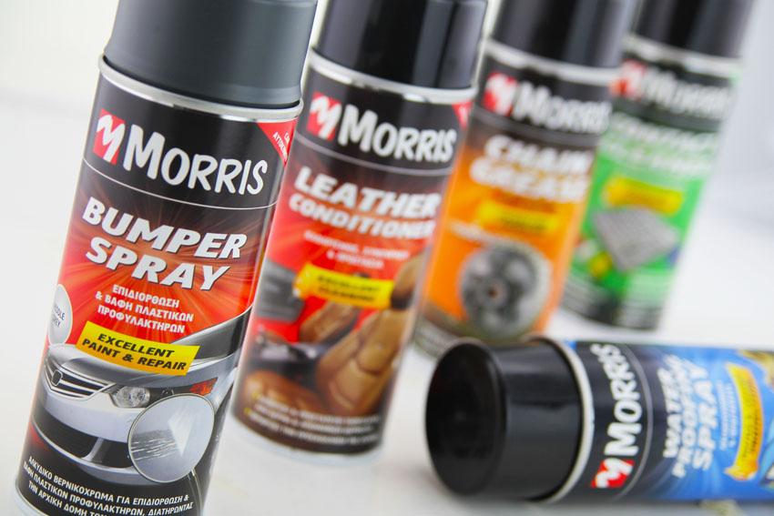 MORRIS Technical Sprays
